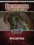 Pathfinder Society Adventure Card Guild Scenario #1-P: Dread Lord Rising PDF
