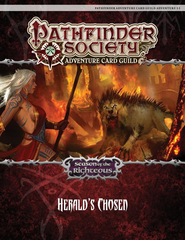Paizo Com Pathfinder Society Adventure Card Guild Adventure 1 1