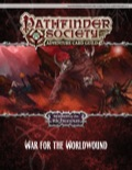 Pathfinder Society Adventure Card Guild Adventure #1-2—War for the Worldwound PDF