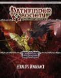 Pathfinder Society Adventure Card Guild Adventure #1-5—Herald's Vengeance PDF