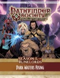 Pathfinder Society Adventure Card Guild Adventure #2-1—Dark Waters Rising PDF