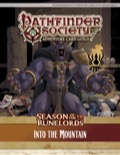 Pathfinder Society Adventure Card Guild Adventure #2-3—Into the Mountain PDF