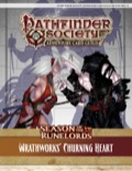 Pathfinder Society Adventure Card Guild Adventure #2-4—Wrathworks' Churning Heart PDF
