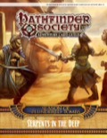 Pathfinder Adventure Card Guild Adventure #3-1—Serpents in the Deep PDF