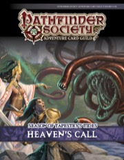 Pathfinder Society Adventure Card Guild #5-P2: Heaven's Call PDF