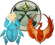 Community Use Package: Pathfinder Society Faction Symbols