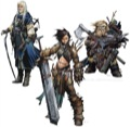 Community Use Package: Pathfinder Iconic Characters