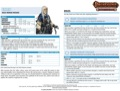 Community Use Package: Pathfinder Adventure Card Game Character Sheets