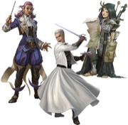Community Use Package: Pathfinder Adventure Card Game Characters