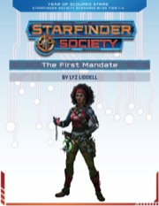 Starfinder Society Scenario #1-05: The First Mandate