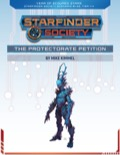 Starfinder Society Roleplaying Guild Scenario #1-22: The Protectorate Petition