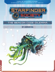 Starfinder Society Scenario #1-25: The Beacon Code Dilemma