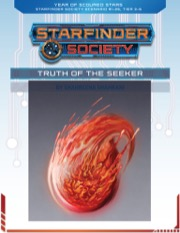 Starfinder Society Scenario #1-26: Truth of the Seeker
