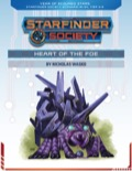 Starfinder Society Scenario #1-34: Heart of the Foe