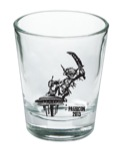 PaizoCon 2013 Shot Glass