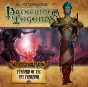 Pathfinder Legends—Mummy's Mask #6: Pyramid of the Sky Pharaoh