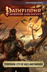 Pathfinder Adventure Card Society #6–1: City of Sails and Shrouds PDF