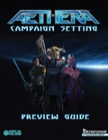 Aethera Campaign Setting: Preview Guide (PFRPG) PDF