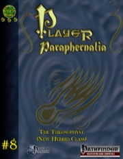 Player Paraphernalia #8: The Theosophyst (PFRPG) PDF