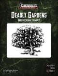 Deadly Gardens: Greenscream Trumpet (PFRPG) PDF
