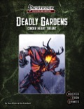 Deadly Gardens: Cinder-Heart Treant (PFRPG) PDF