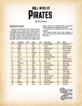 Roll With It! Pirates PDF