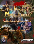 The Book of Many Things: Decidedly Laughable Collection (PFRPG) PDF