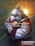 The Book of Many Things: Master Content Index PDF