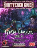 Hybrid Classes Vol. 2: Horror Heroes (PFRPG) PDF