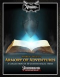 AaWBlog Presents: Armory of Adventures (OGL / PFRPG) PDF