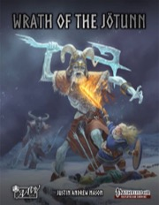 Into the Wintery Gale: Wrath of the Jotunn (PFRPG) PDF