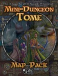 Mini-Dungeon Tome: Map Pack (Download)