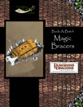 Buck-A-Batch: Magic Bracers (4E) PDF
