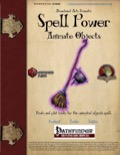 Spell Power: Animate Object (PFRPG) PDF