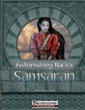 Astonishing Races: Samsaran (PFRPG) PDF