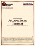 Amazing Races: Tieflings! (PFRPG) PDF