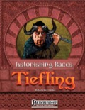 Astonishing Races: Tiefling (PFRPG) PDF