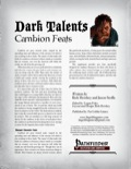 Dark Talents: Cambion Feats (PFRPG) PDF