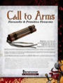 Call to Arms: Fireworks & Primitive Firearms (PFRPG) PDF
