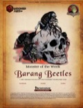 Monster of the Week: Barang Beetles (PFRPG) PDF