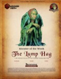 Monster of the Week: The Lump Hag (PFRPG) PDF