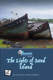 vs Ghosts Adventure: The Lights of Sand Island PDF