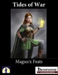 Tides of War: Magus/X Feats (PFRPG) PDF