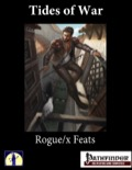 Tides of War: Rogue/X Feats (PFRPG) PDF