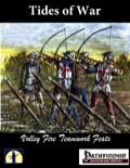 Tides of War: Teamwork Archery Feats (PFRPG) PDF