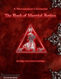 A Necromancer's Grimoire: The Book of Martial Action (PFRPG) PDF