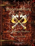 Blood and Fury: New Bloodrager Bloodlines (PFRPG) PDF