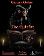 Esoteric Orders: The Cultist (PFRPG) PDF
