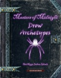 Masters of Midnight: Drow Archetypes (PFRPG) PDF