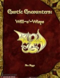 Exotic Encounters: Will o' Wisps (PFRPG) PDF